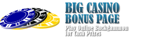 Big Casino Bonus Page